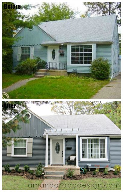 Curb appeal Home selling four diy tricks to maximize the curb appeal